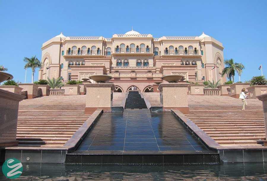 قصر امارات، Emirates Palace