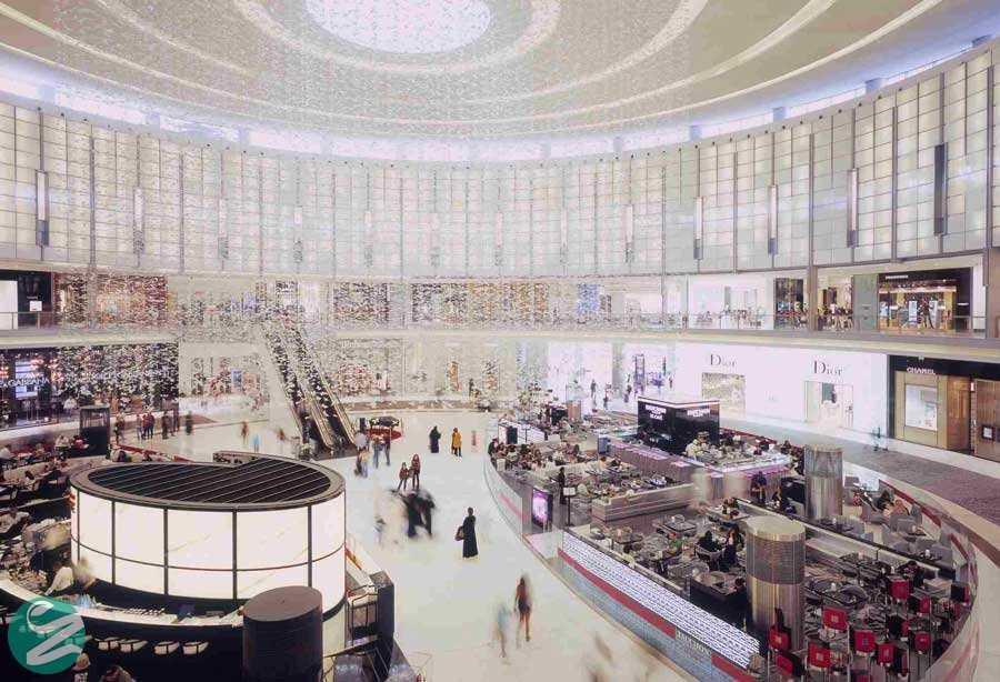 دبی مال، Dubai Mall