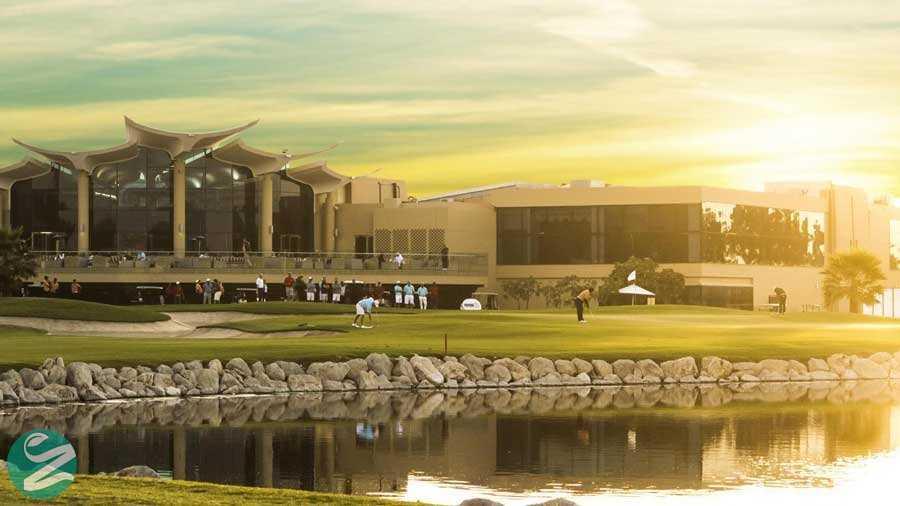باشگاه تیراندازی و گلف شارجه، Sharjah Golf and Shooting Club