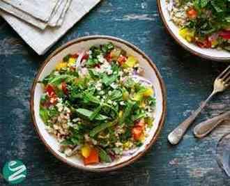 رژیم گیاهخواری؛ راهنمای شروع رژیم گیاه خواری