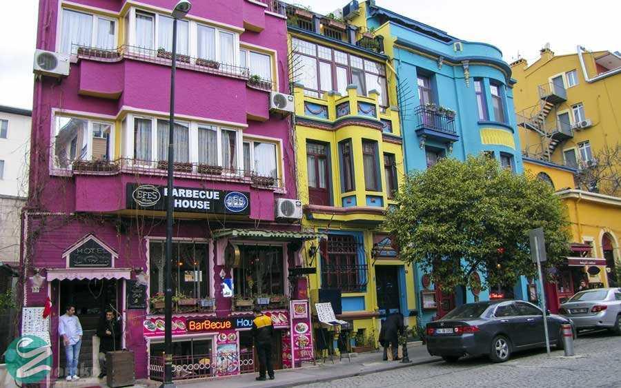خیابان Yerebatan
