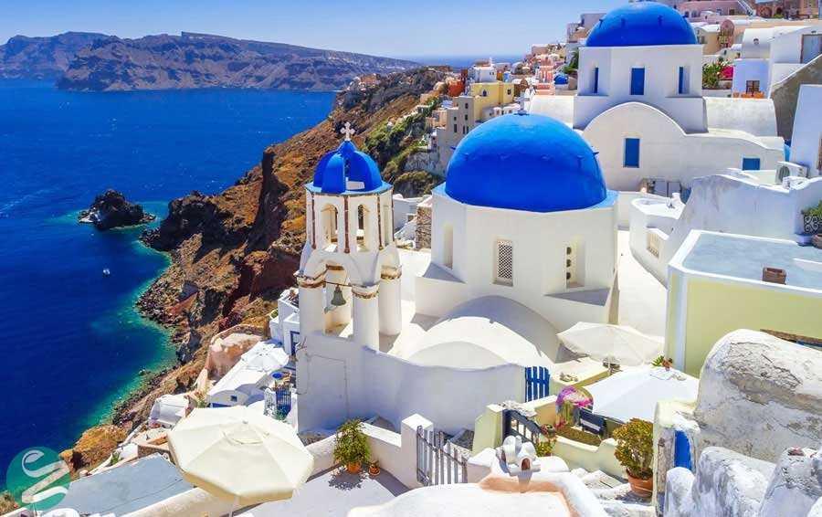 سفر به یونان