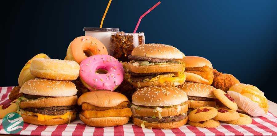 غذاهای مضرر برای کبد چرب