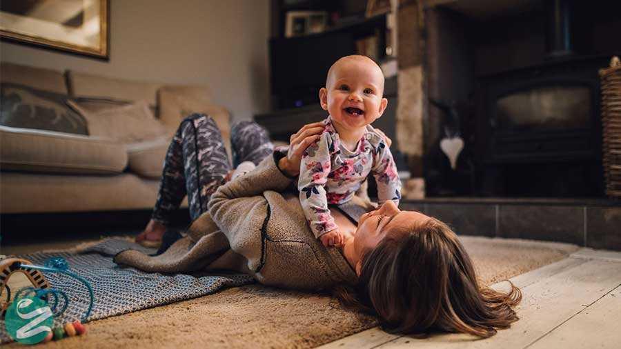 تربیت کودکان از 12 تا 18 ماهگی