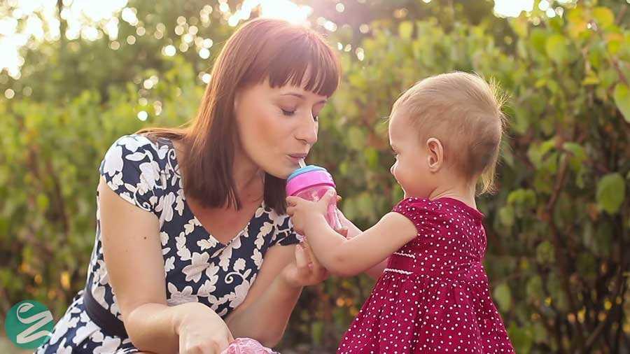 تربیت کودکان از 18 تا 24 ماهگی
