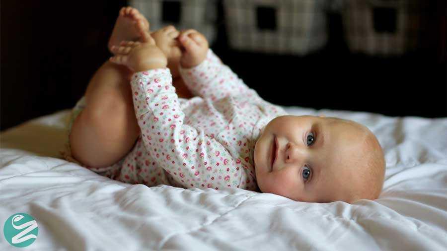 تربیت کودکان در سن 4 تا 7 ماهگی