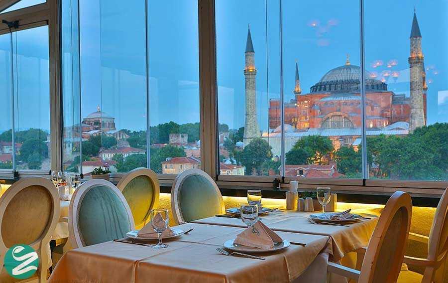 هتل های ارزان، متوسط و لوکس در استانبول