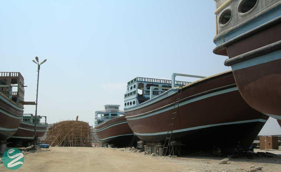 لنج کشتیسازی