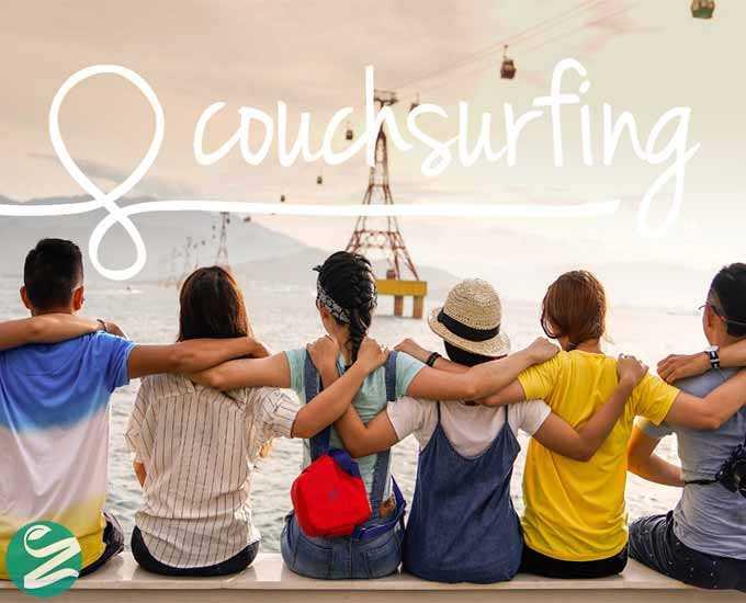 کوچ سرفینگ؛ پیدا کردن میزبان برای اقامت رایگان
