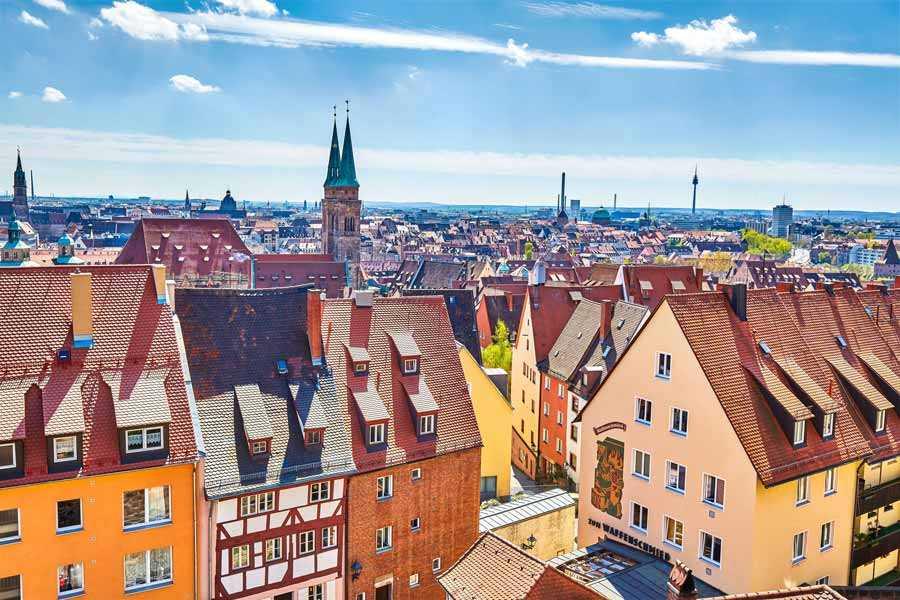 نورنبرگ - آلمان