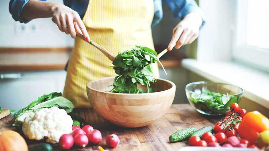 غذاهای رژیمی و کم کالری