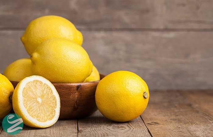 از بین بردن چربی صورت با لیمو