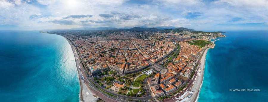 شهر نیس فرانسه