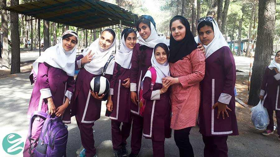 مدرسه پیام دانش در شهریار تهران