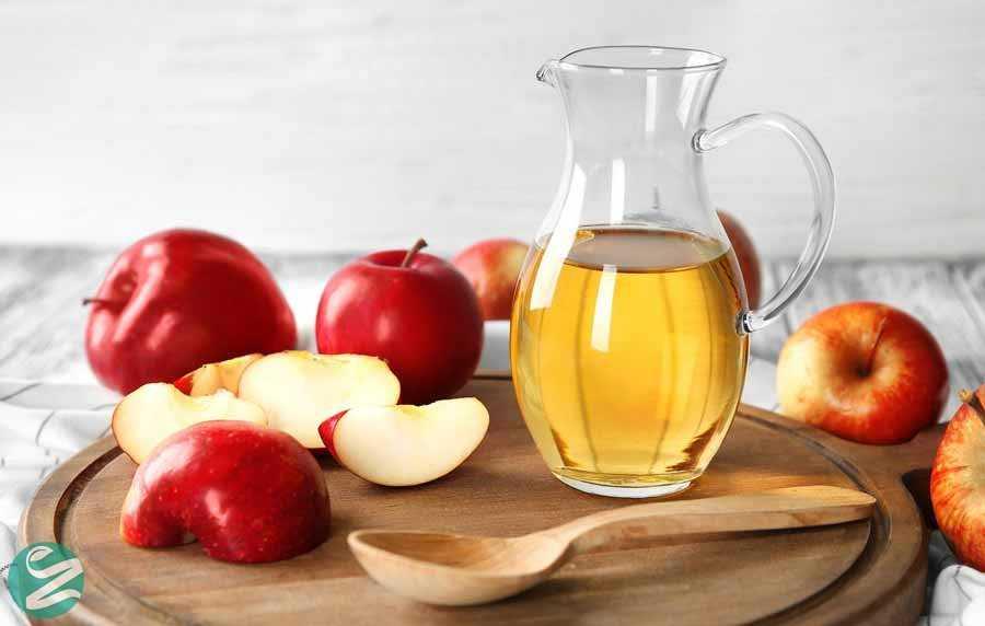 فواید سرکه سیب