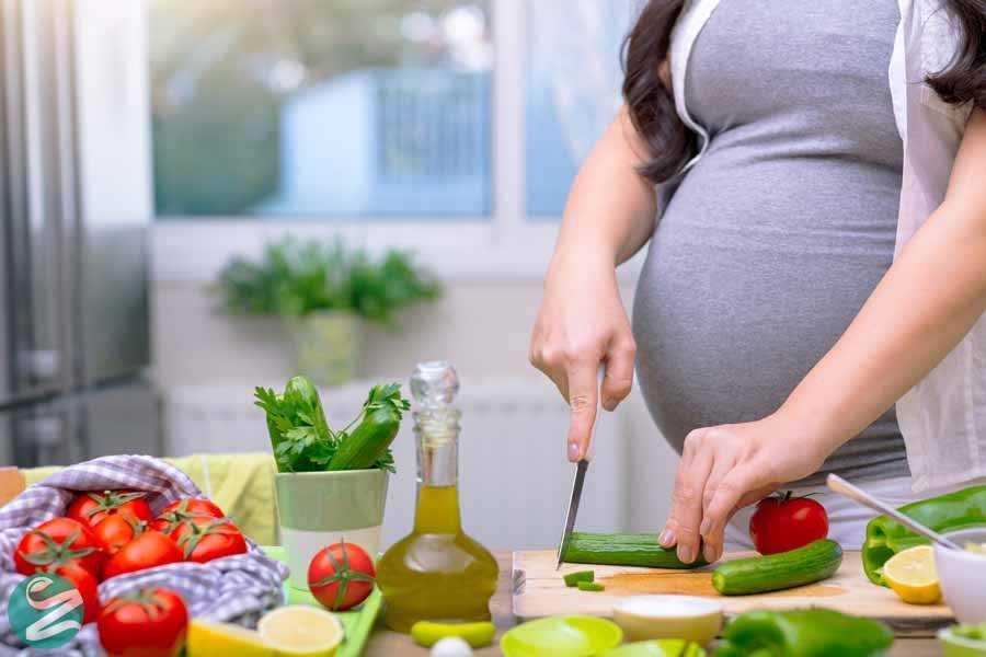 رژیم مدیترانه ای و دیابت بارداری