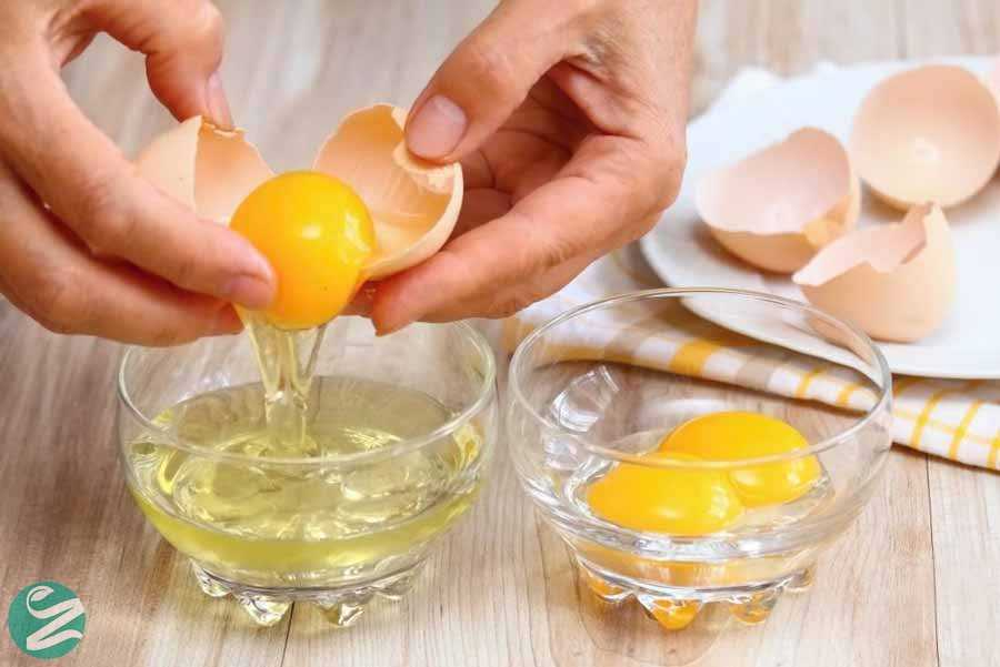 ماسک تخم مرغ و عسل
