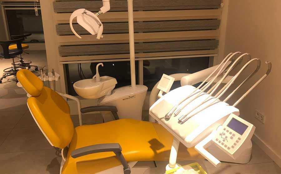 دندانپزشکی ولنجک، درمان بیماری های دهان و دندان