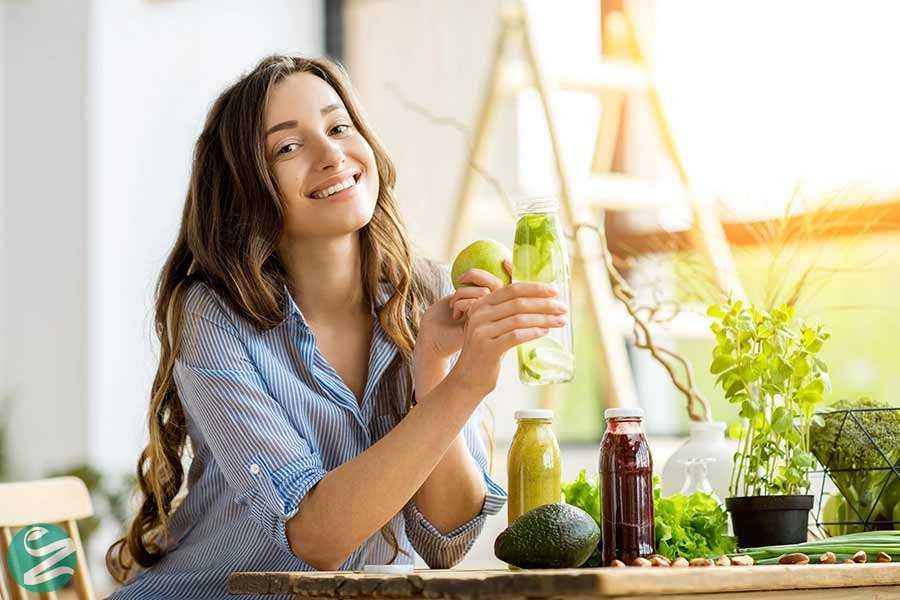 حفظ سلامت، شادابی و زیبایی مو با 25 ماده غذایی