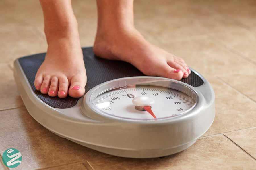 اضافه وزن و تیروئید