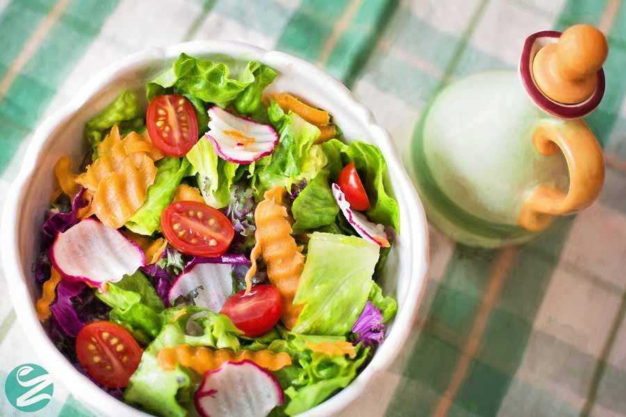 رژیم غذایی کبد چرب چیست؟ نمونه برنامه رایگان