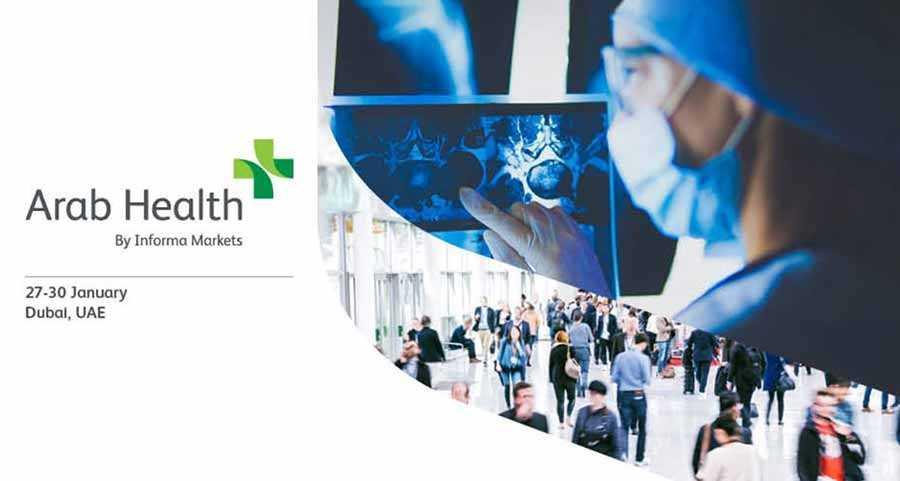 نمایشگاه تجهیزات پزشکی Arab Health دبی 2020