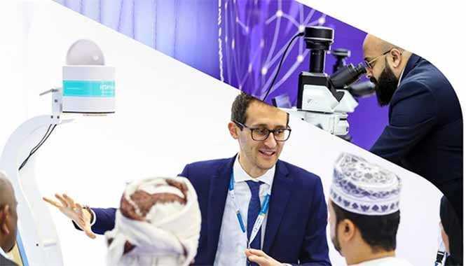 نمایشگاه Arab Health
