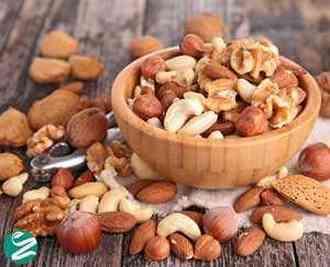 8 خواص آجیل برای سلامت قلب، کاهش وزن و کلسترول