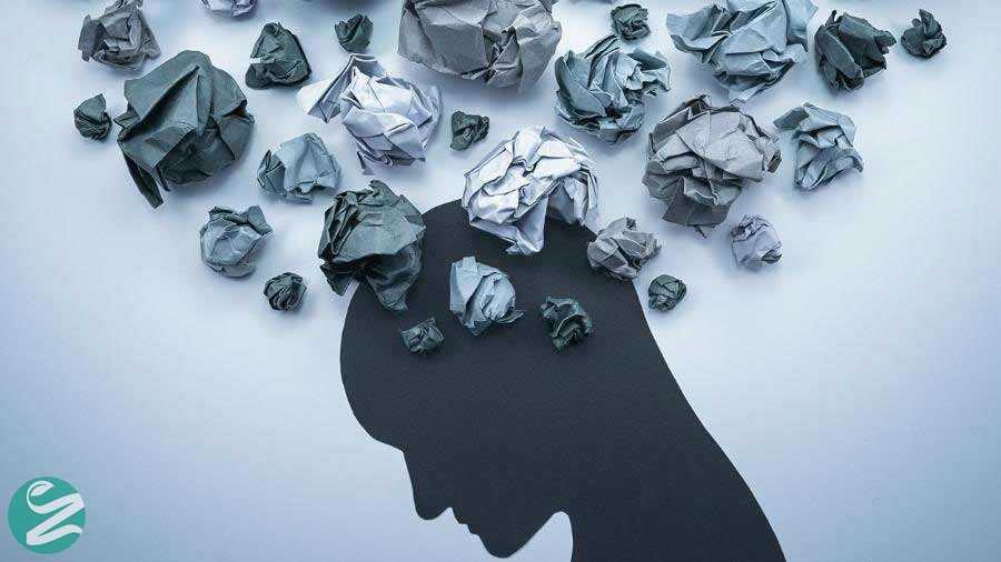 افکار منفی