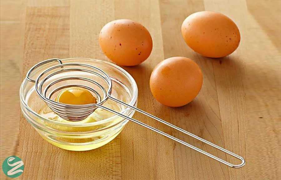 7 ماسک سفیده تخم مرغ برای داشتن پوستی درخشان