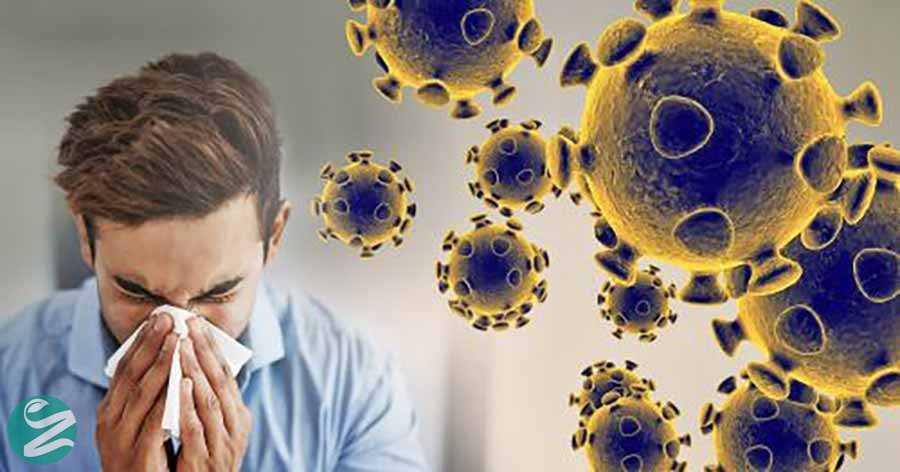 تفاوت علائم کوید 19، آنفلوآنزا و سرماخوردگی