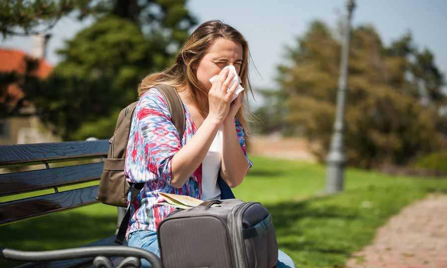 پیشگیری از بیماری در سفر