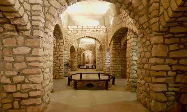 شهر زیرزمینی کاریز
