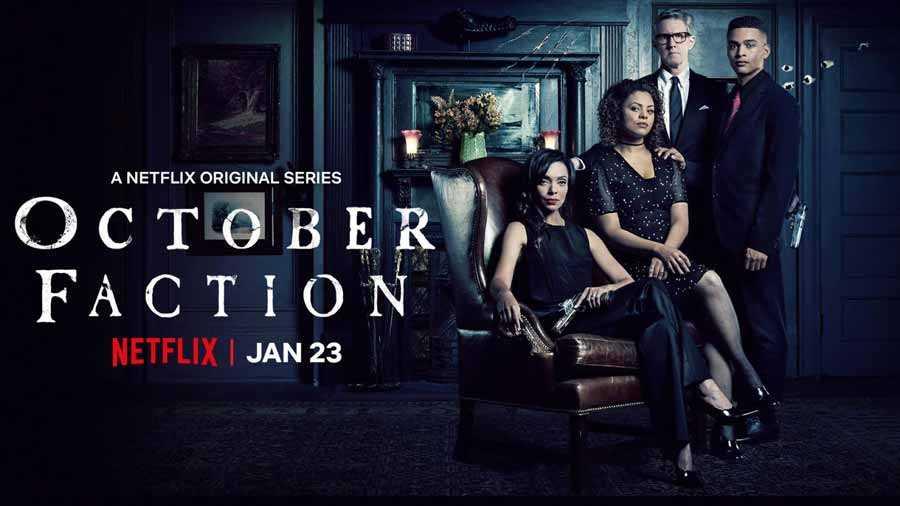 سریال October Faction (جناح اکتبر)