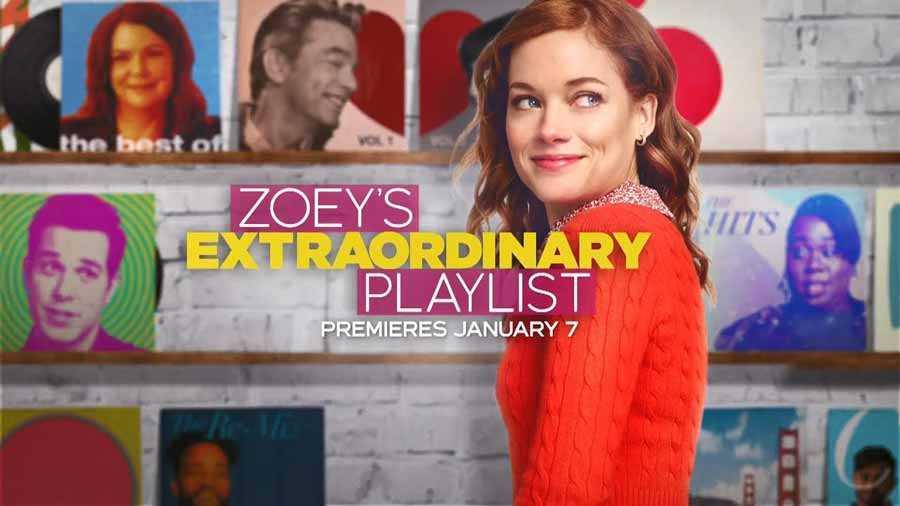 سریال Zoey's Extraordinary Playlist