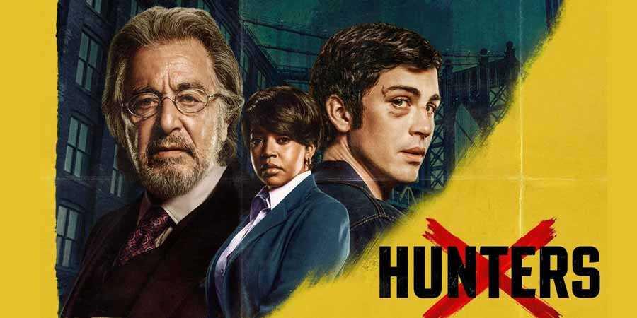 سریال Hunters (شکارچیان)