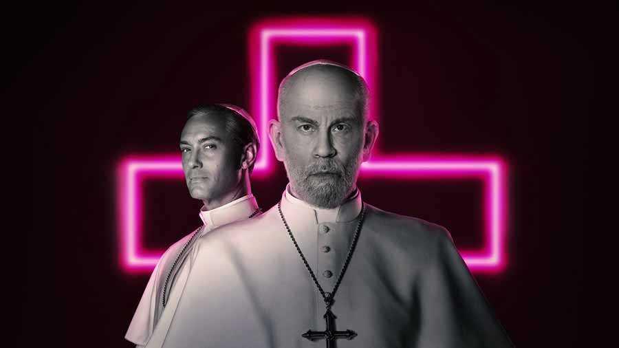 سریال The New Pope (پاپ جدید)