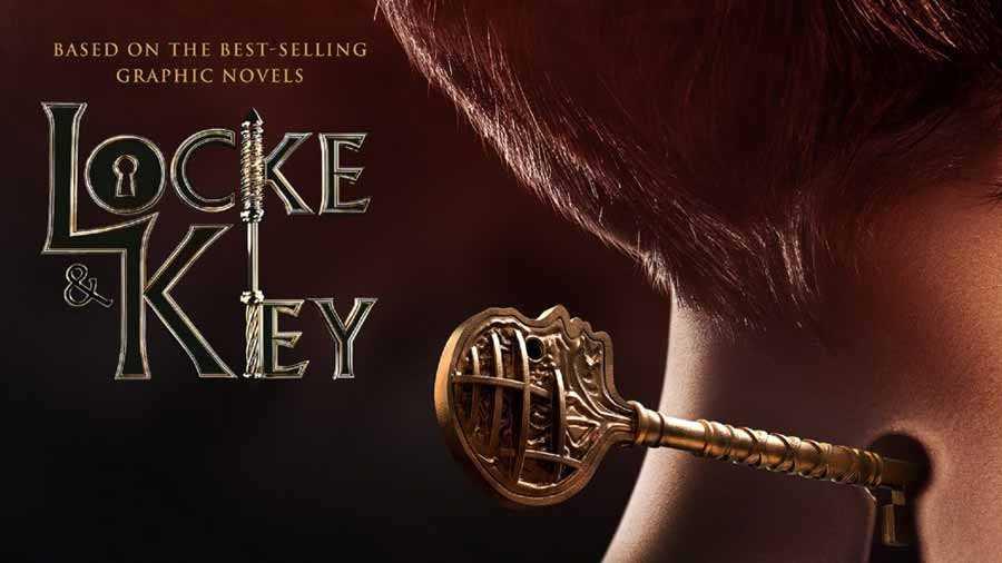 سریال Locke & Key (قفل و کلید)