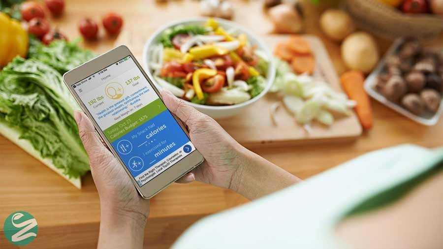 برای کاهش وزن مواد غذایی مصرفیتان را زیر نظر بگیرید