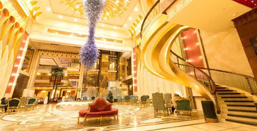 نزدیکترین هتلهای مشهد به فرودگاه شهید هاشمی نژاد کدامند؟