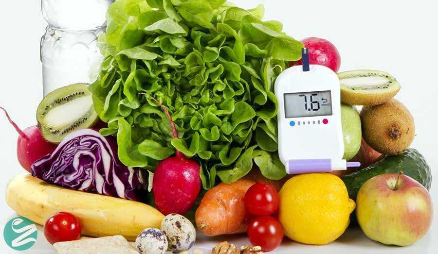 رژیم بسیار کم کالری و کنترل دیابت