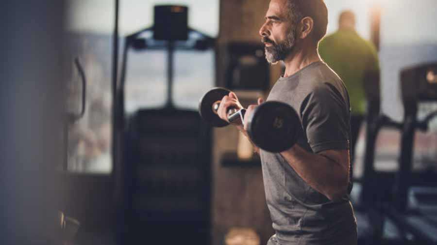 عضلهسازی در سنین بالا