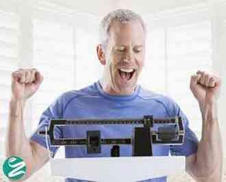 9 نکته برای کاهش وزن مردان بالای 40 سال