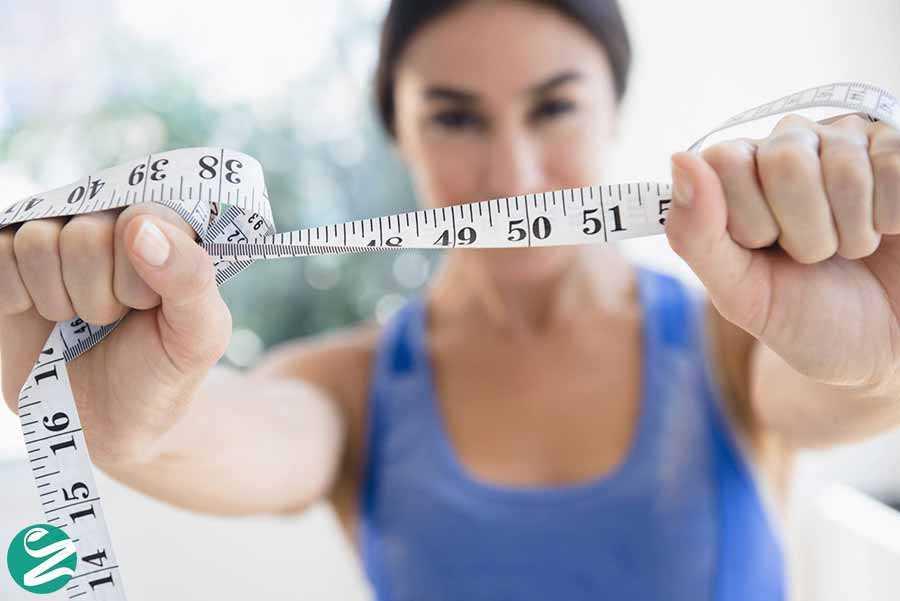 اعتماد به نفس برای کاهش وزن