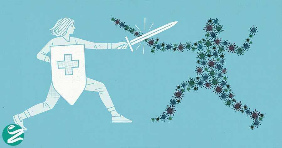 سیستم ایمنی بدن چطور کار میکند؟