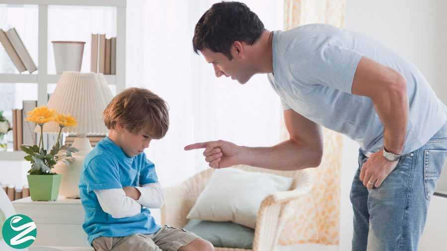 آموزش انصباط به کودک