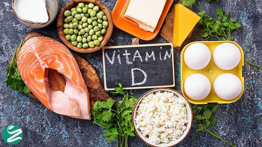 غذاهای سرشار از ویتامین D