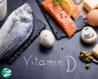 7 غذای سرشار از ویتامین D