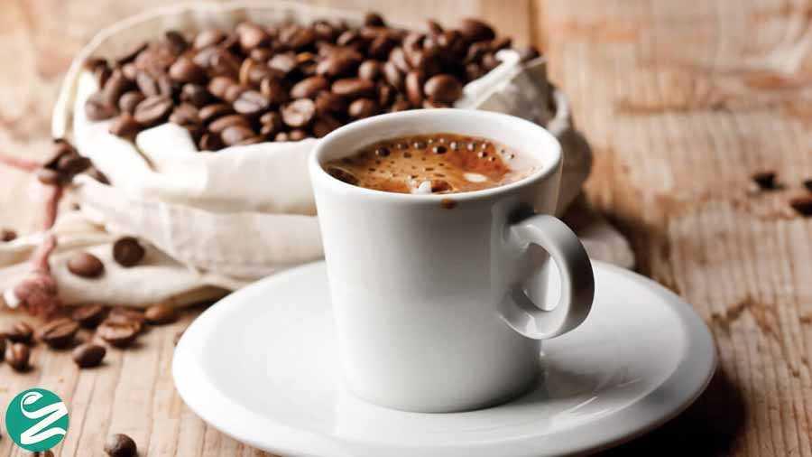 قهوه و درمان کبد چرب