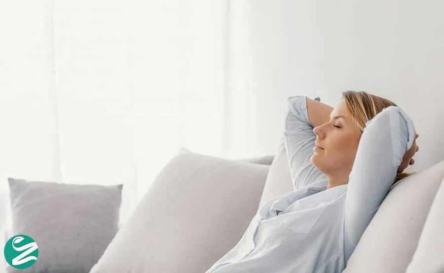 کنترل استرس با حفظ آرامش